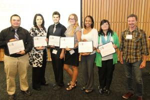 EMCC student group win 2nd place in Oral Presentations