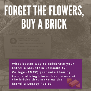 """Meme that reads"""" Forget the flowers, buy a brick"""""""