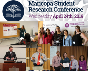 2019 Maricopa Student Research Conference