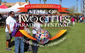 Tale of Two Cities Parade & Festival