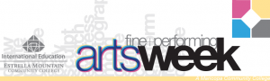 Arts Week header