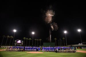 EMCC Commencement Ceremony will be held on Friday, May 12, at Goodyear Ballpark
