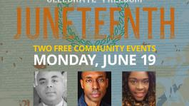 EMCC hosts Juneteenth Celebration, June 19